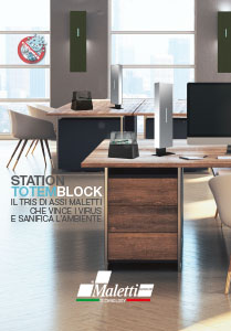Catalogo Station Totem Block